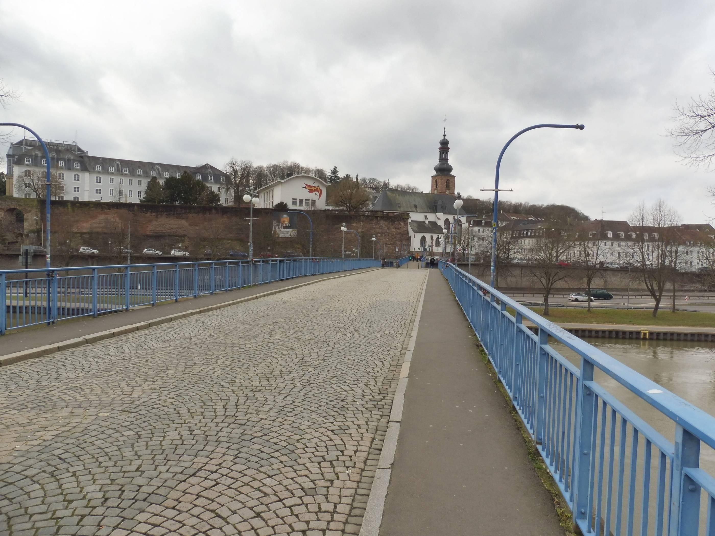 Petersdorfer Brücke Heute