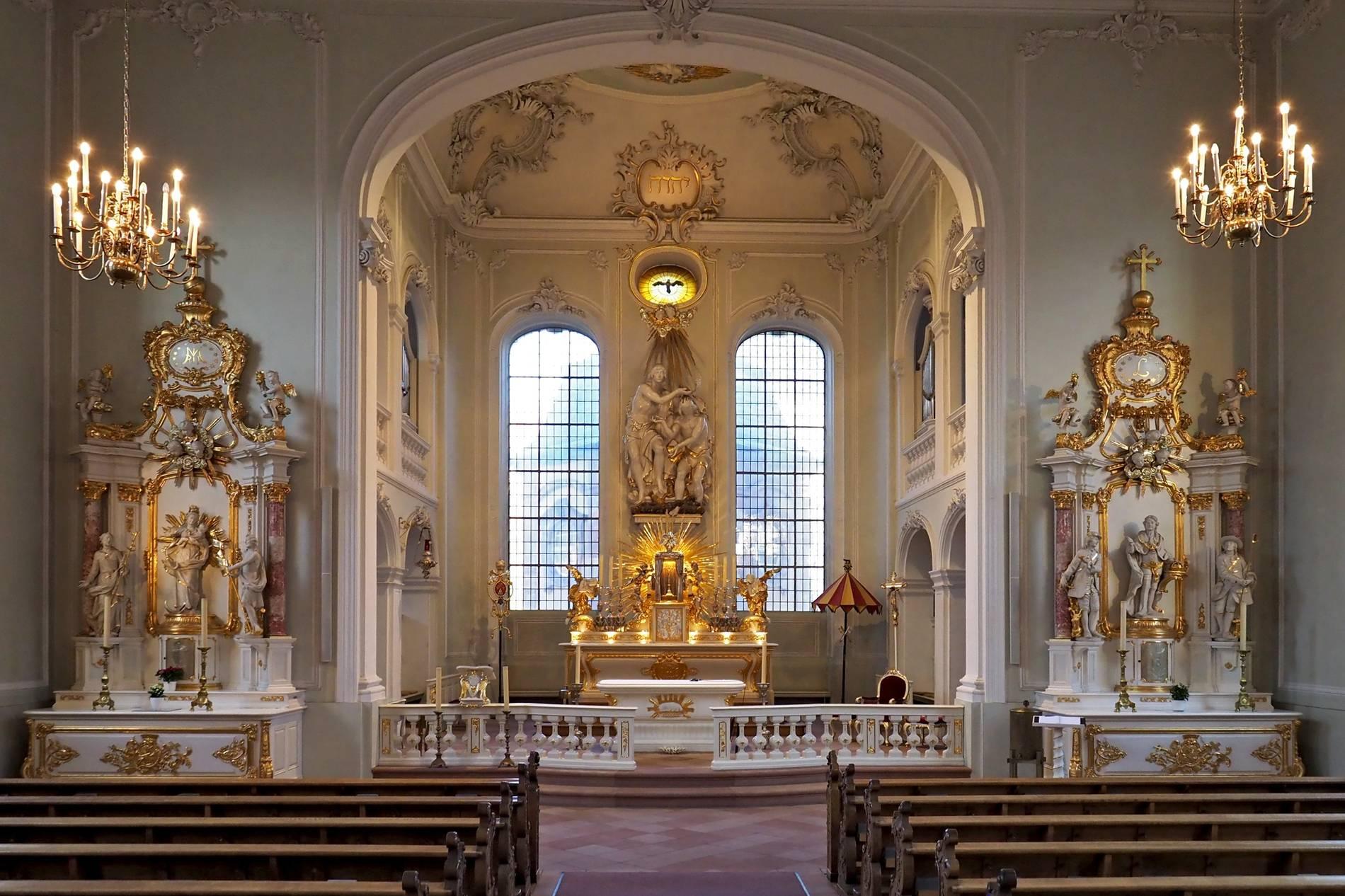 Gottesdienst St Johannes Neumarkt