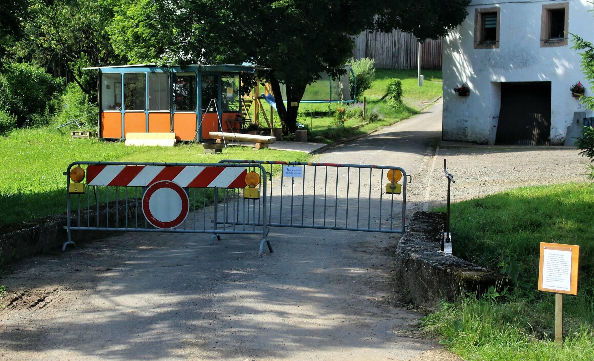 Mauern gemeinde saarbrücker zeitung ohne Vier Jahre