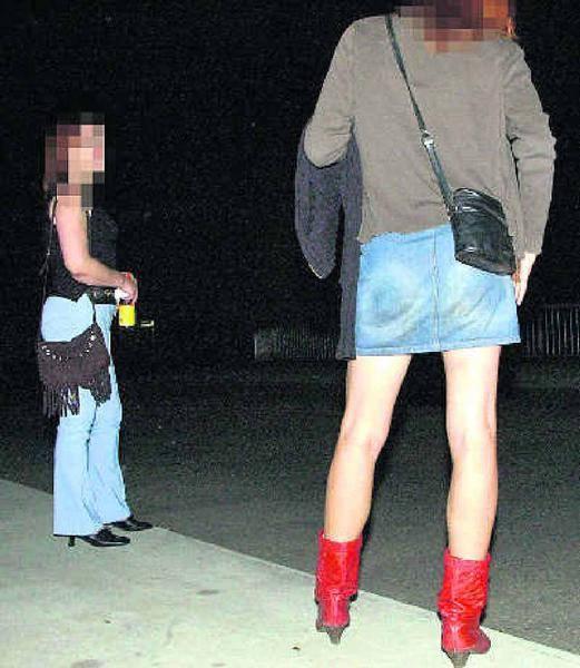 Saarbrücken strassenstrich Straßenprostitution in