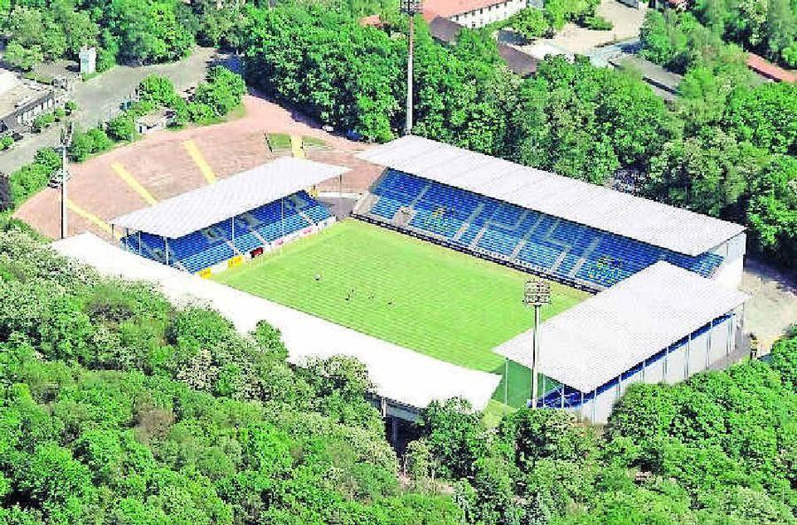 Neues Stadion Saarbrücken