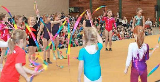 Grundschuler Fur Sport Begeistern