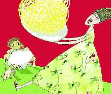 Spaghetti Kochen Und Die Kinder Hüten   Damit Geben Sich Italienische  Frauen Heutzutage Nicht Mehr Zufrieden