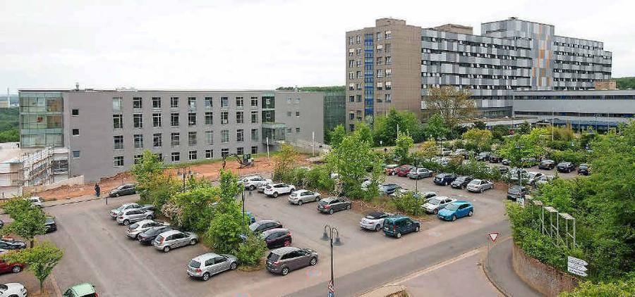 Parkplatz-Projekt an Klinik ist geplatzt