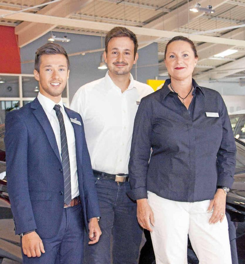 autohaus weiland neunkirchen team