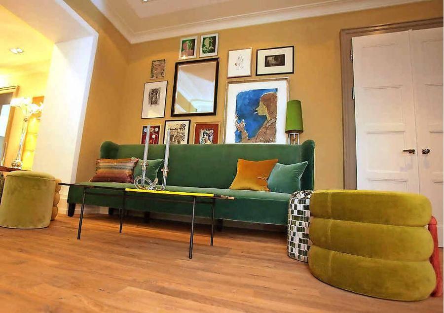 vier sterne haus mit viel geschichte. Black Bedroom Furniture Sets. Home Design Ideas