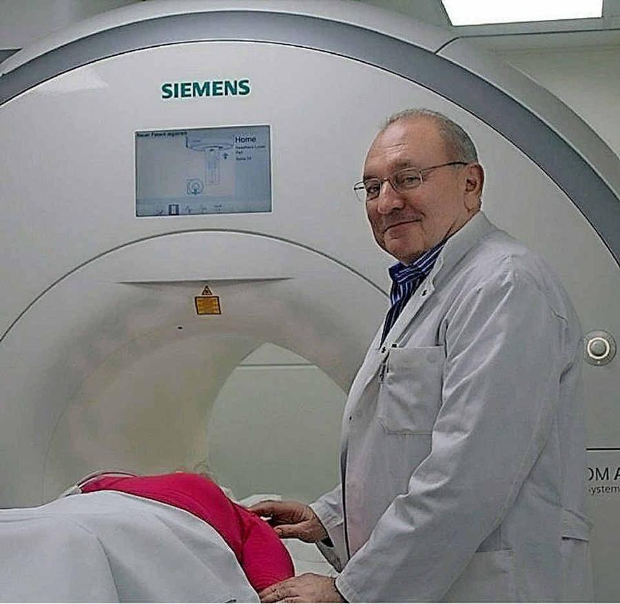 """Klinik Püttlingen: """"Nie mehr Platzangst in der Röhre"""""""