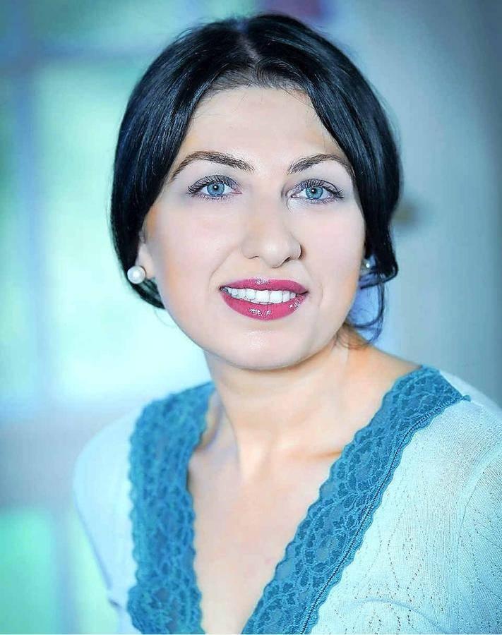 Georgische Pianistin Katja