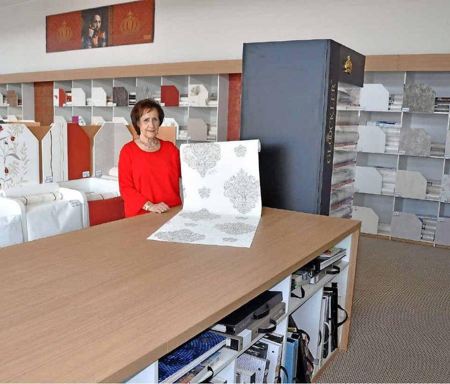 bodenbel ge heckmann mit neuer tapetenabteilung. Black Bedroom Furniture Sets. Home Design Ideas