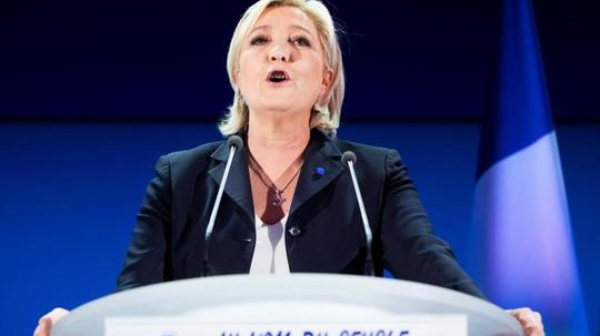 Front National will Parteinamen ändern