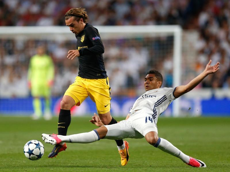 Real Madrid im Finale der Fußball-Champions League