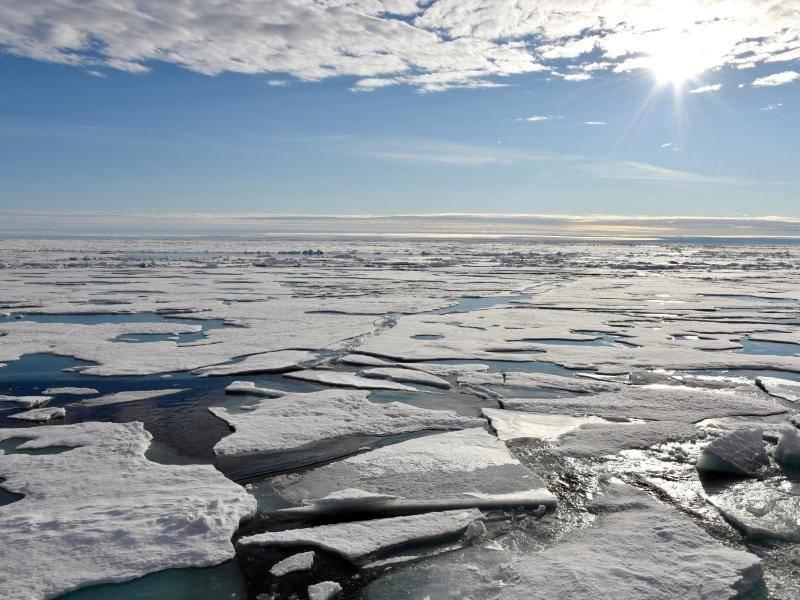 Arktischer Rat samt USA für mehr Klimaschutz