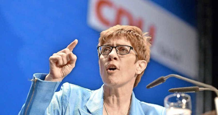 Saar-CDU entscheidet auf Parteitag über Koalitionsvertrag mit der SPD