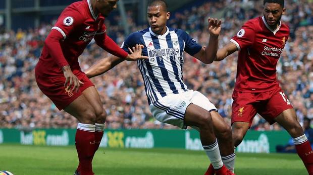 West Bromwich Albion - FC Liverpool