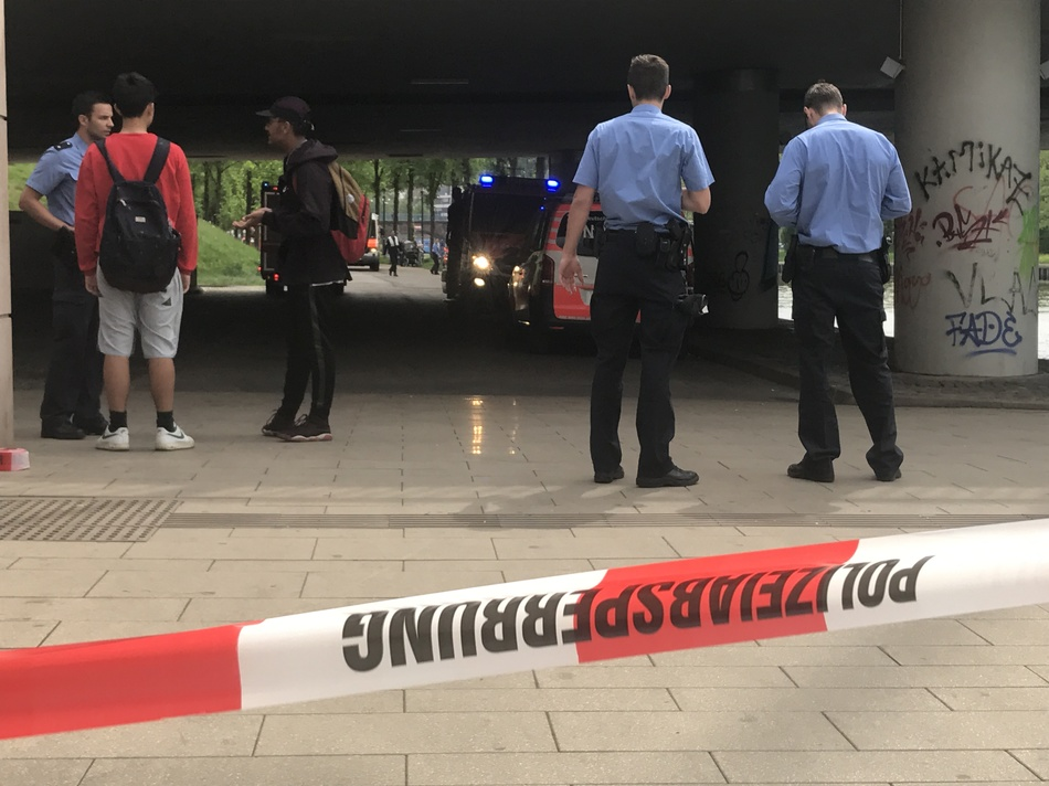 Jugendlicher nach Streit aus Saar gerettet: Ermittlungen
