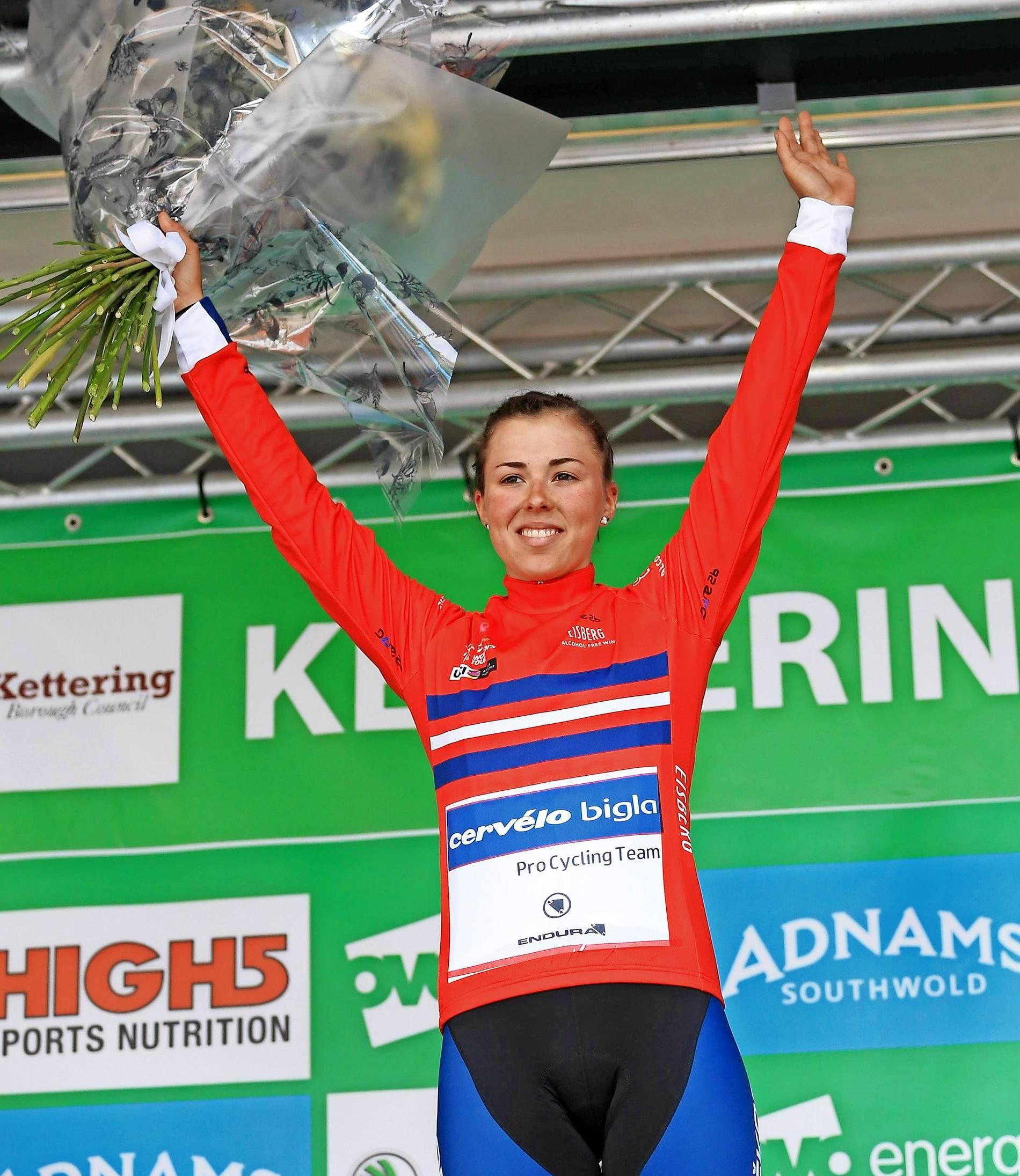 Radsport Lisa Klein DM 2017 Chemnitz