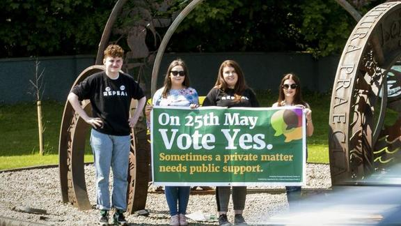 Referendum in Irland
