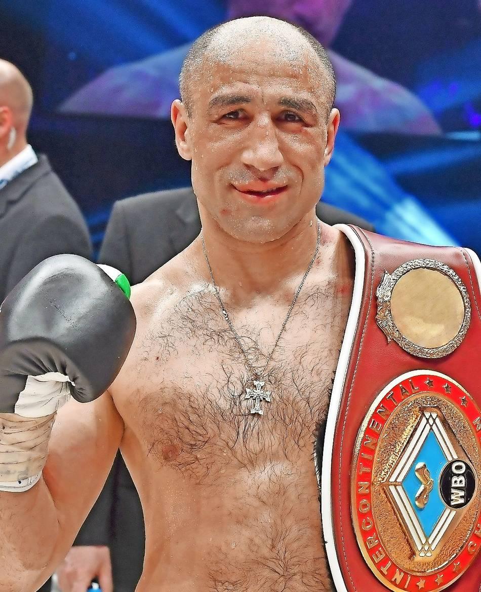 Boxer Abraham: