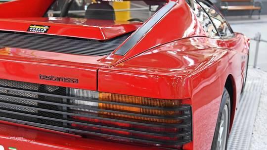 Ferrari verliert die Marke Testarossa