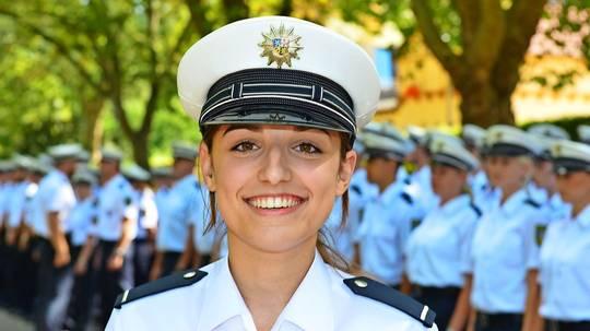 bei der polizei ist die personal not noch nicht so gro wie in der justiz - Bewerbung Polizei Saarland