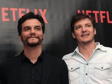 Wagner Moura und Pedro Pascal