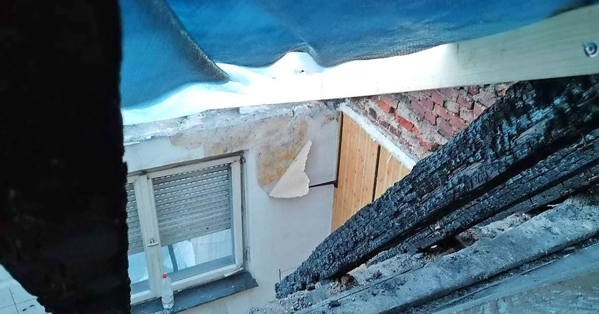 saarbr cken nach wohnhausbrand lebt seniorin 93 im keller. Black Bedroom Furniture Sets. Home Design Ideas
