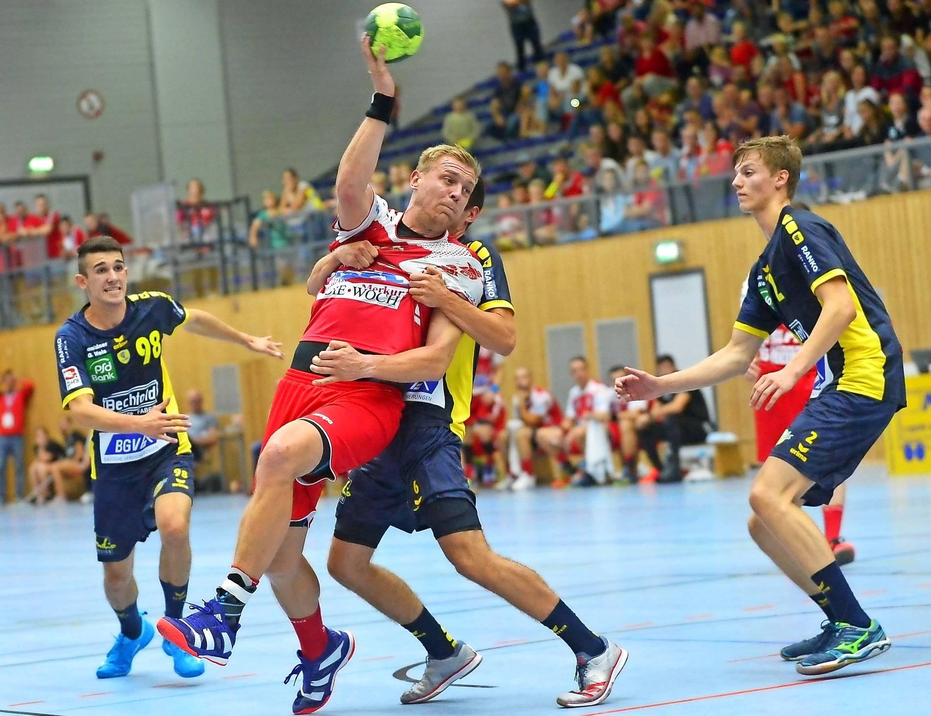 Mitteldeutsche Handball Liga