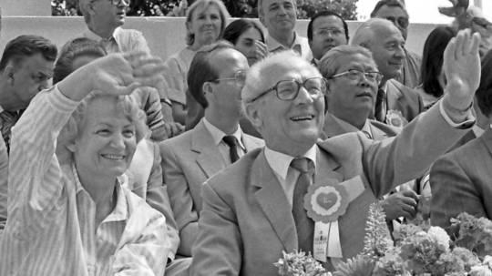 Honecker Enkel Gestorben