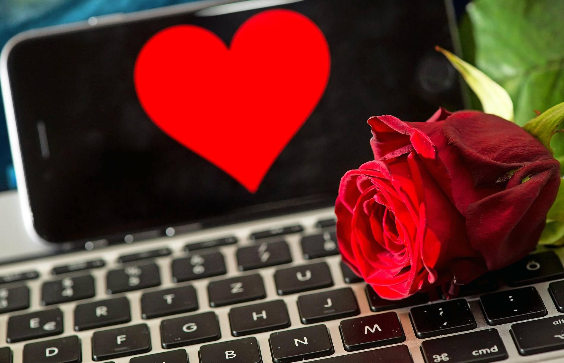Wie man jemanden durch Online-Dating kennenlernt