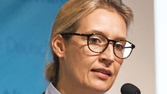 AfD-Spitzenkandidatin Weidel verlässt nach Streit ZDF-Talk