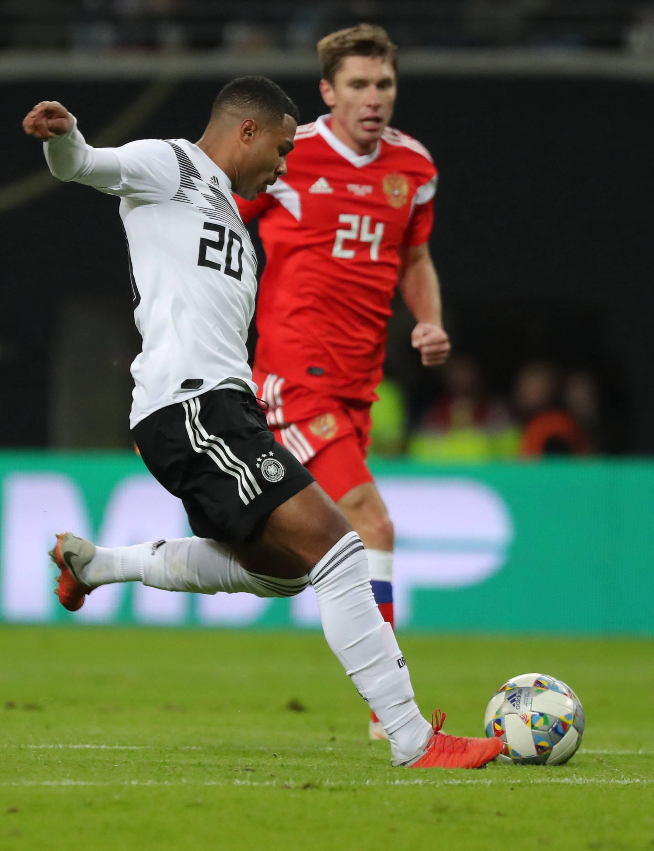 Fußball Deutschland Gegen Russland