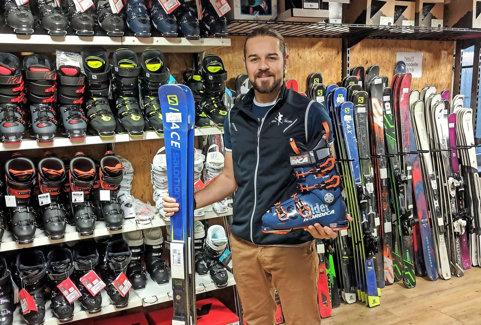 Veröffentlichungsdatum Qualität und Quantität zugesichert letzter Rabatt Perfekter Service nicht nur für Ski- und Radfans