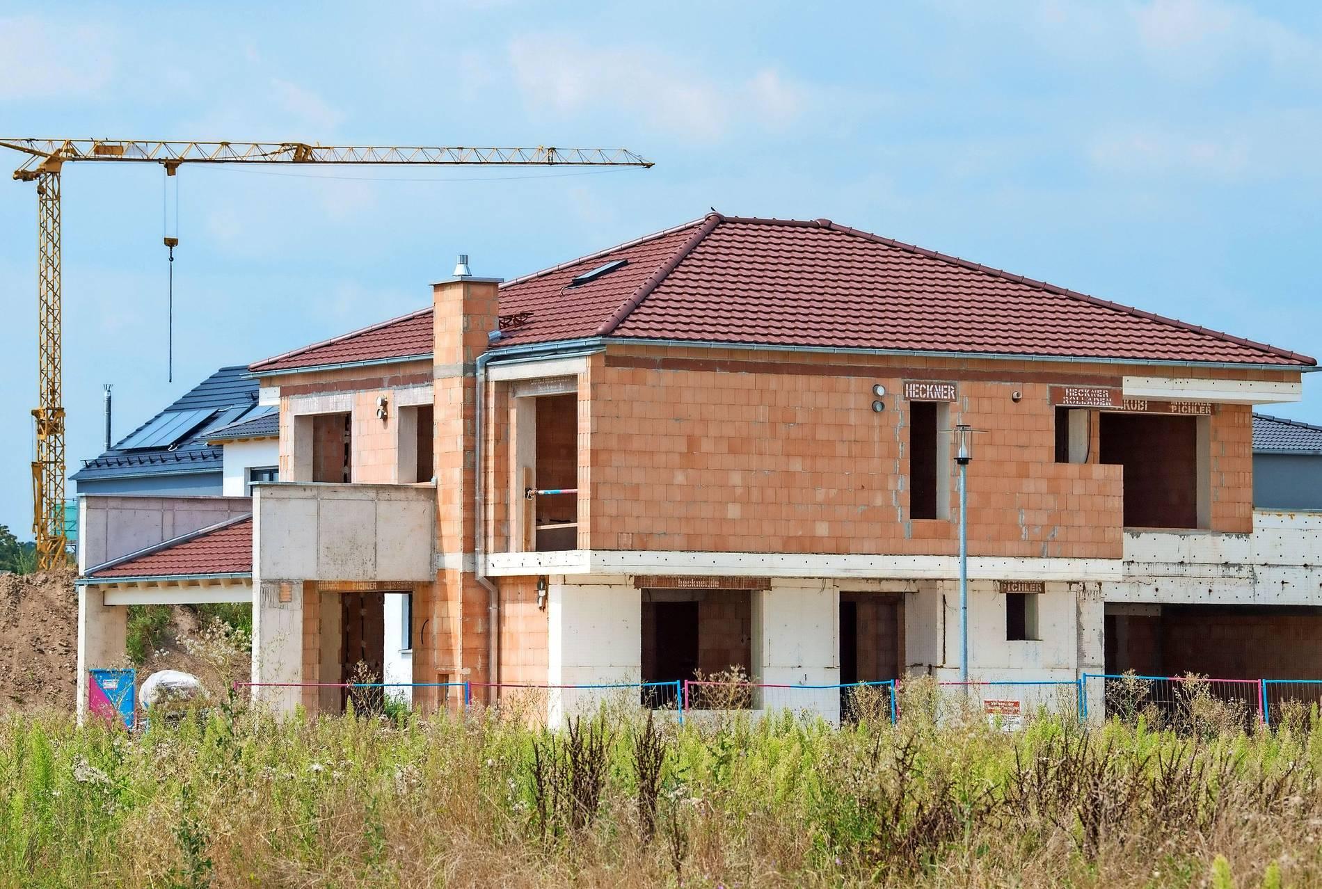 Immobilien: Wie man beim Hausbau Kosten spart