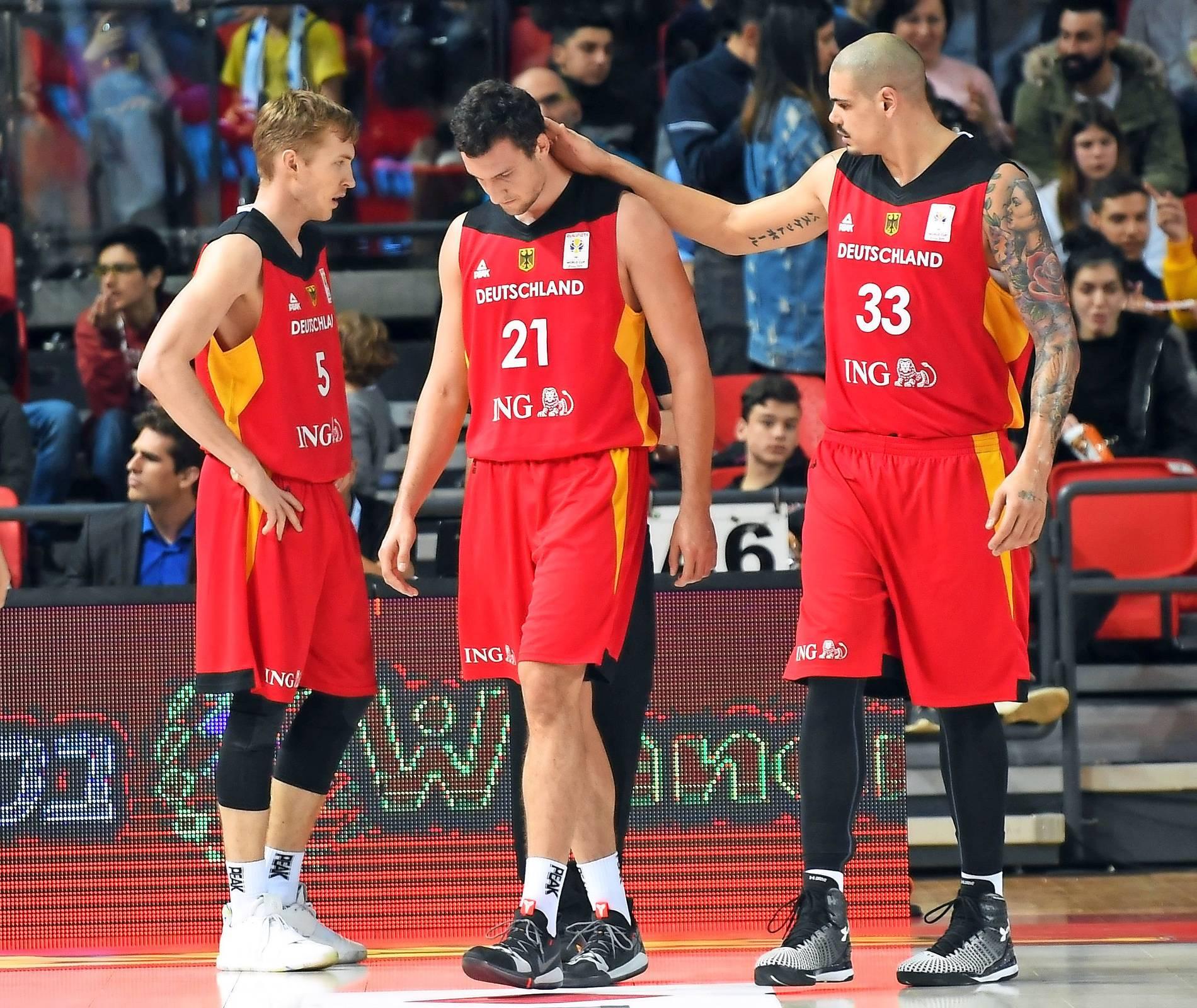 Basketball Deutschland Griechenland