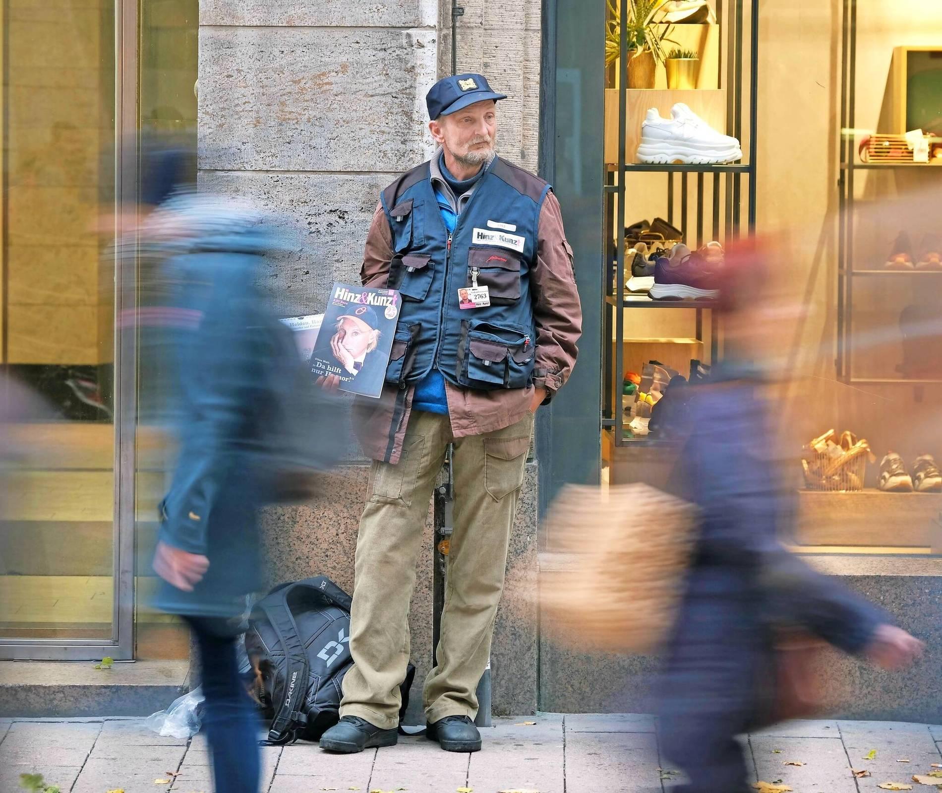 Streetworker Zeitung