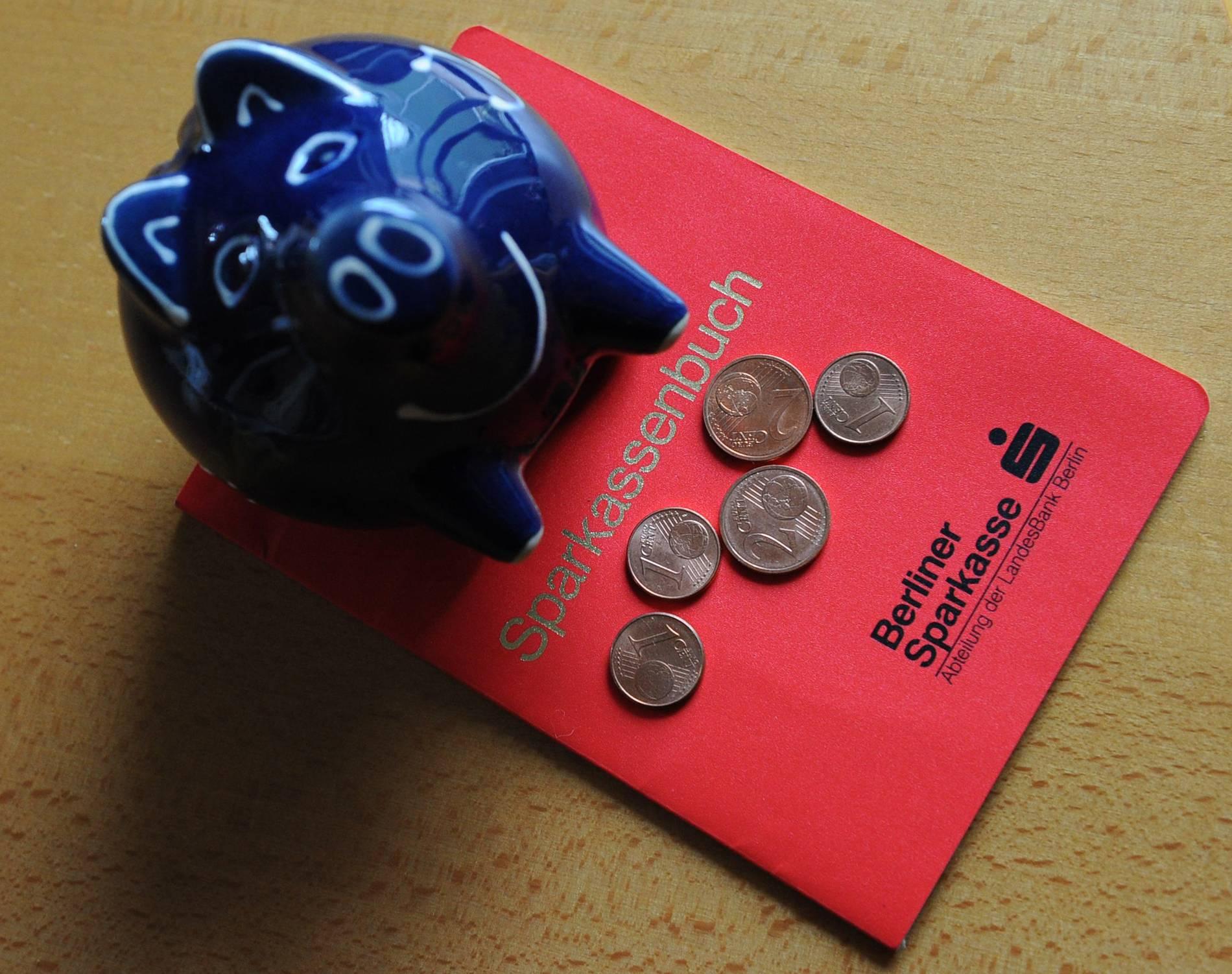 geld vom sparbuch des kindes abheben