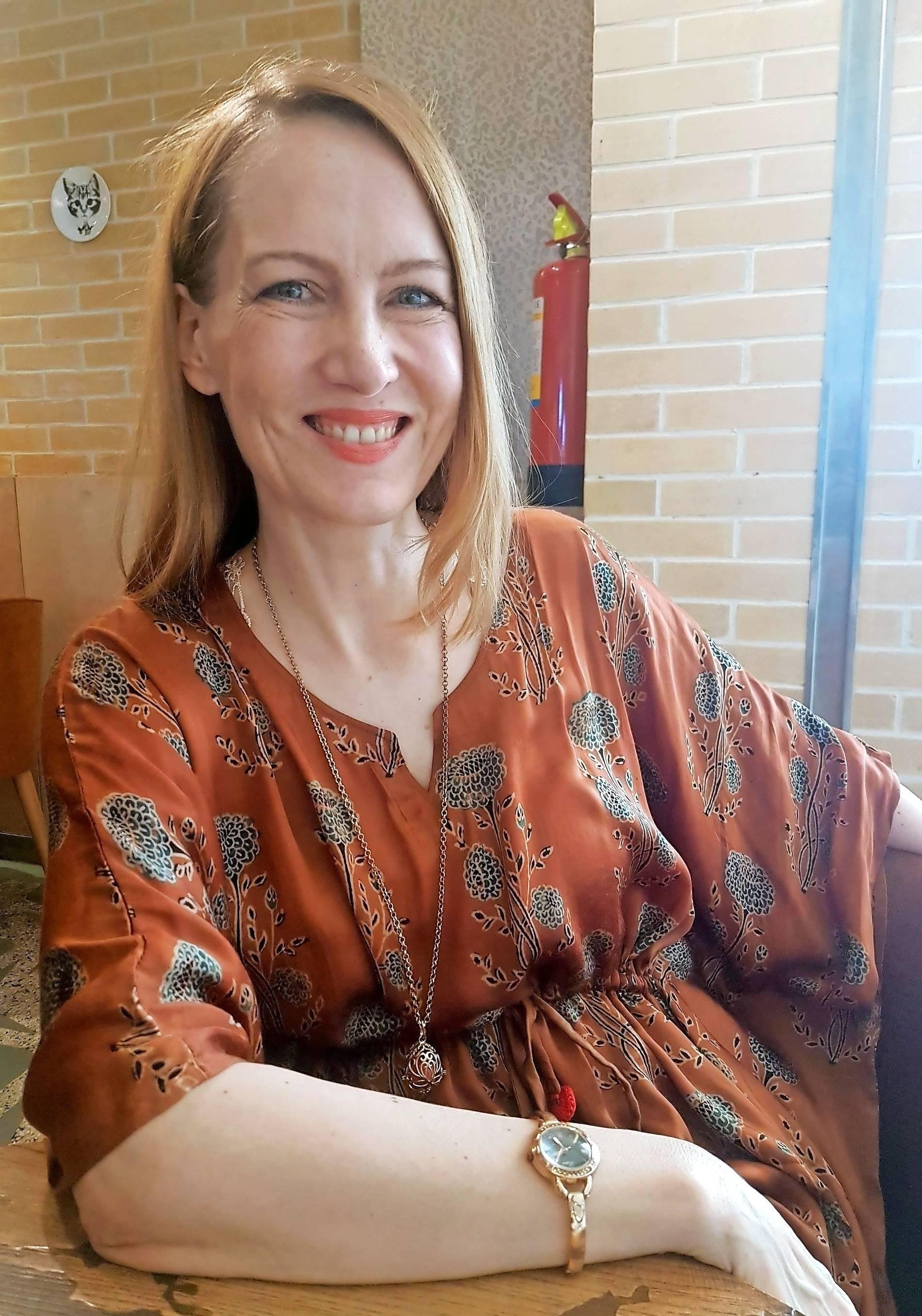 Deutsche Suzanne Bernert Spielt Machtige Sonia Gandhi In Bollywood