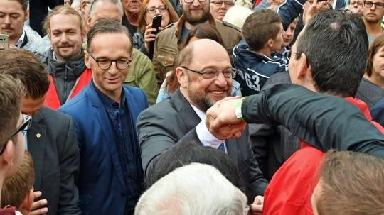 Soziales und Bildung: Martin Schulz nennt Eckpunkte