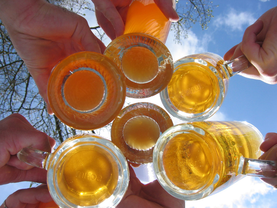 Studie: Wieso euch Bier glücklich machen könnte