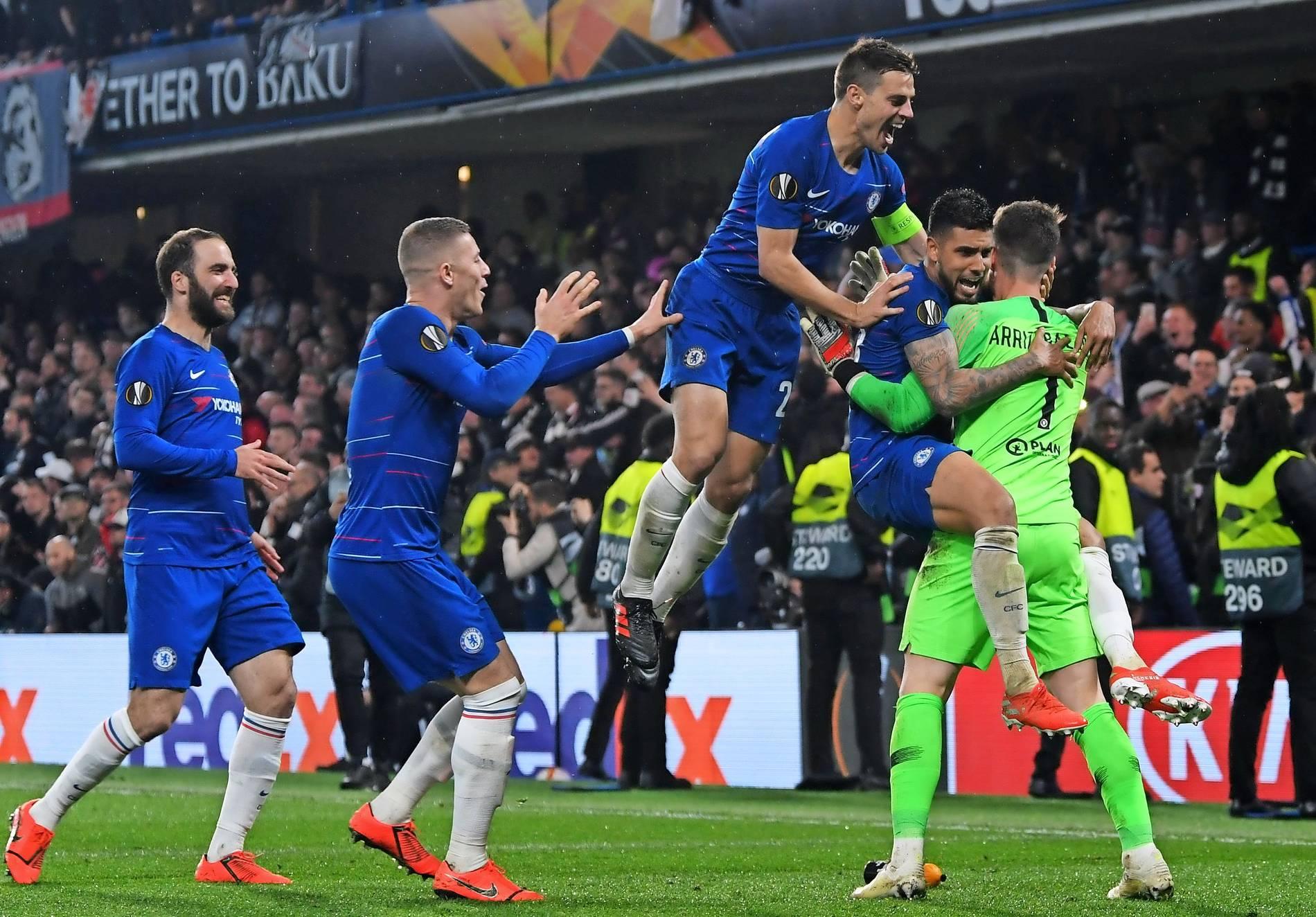 Vier Englische Clubs Im Finale Von Champions Und Europa League