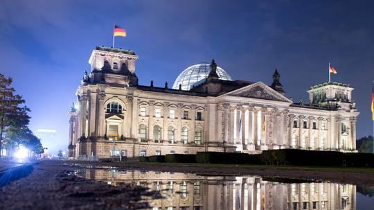 Abgeordnete aus NRW im künftigen Bundestag