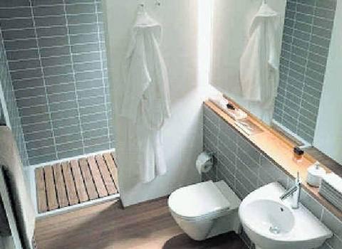 Elegante Bad-Lösungen auf kleinstem Raum