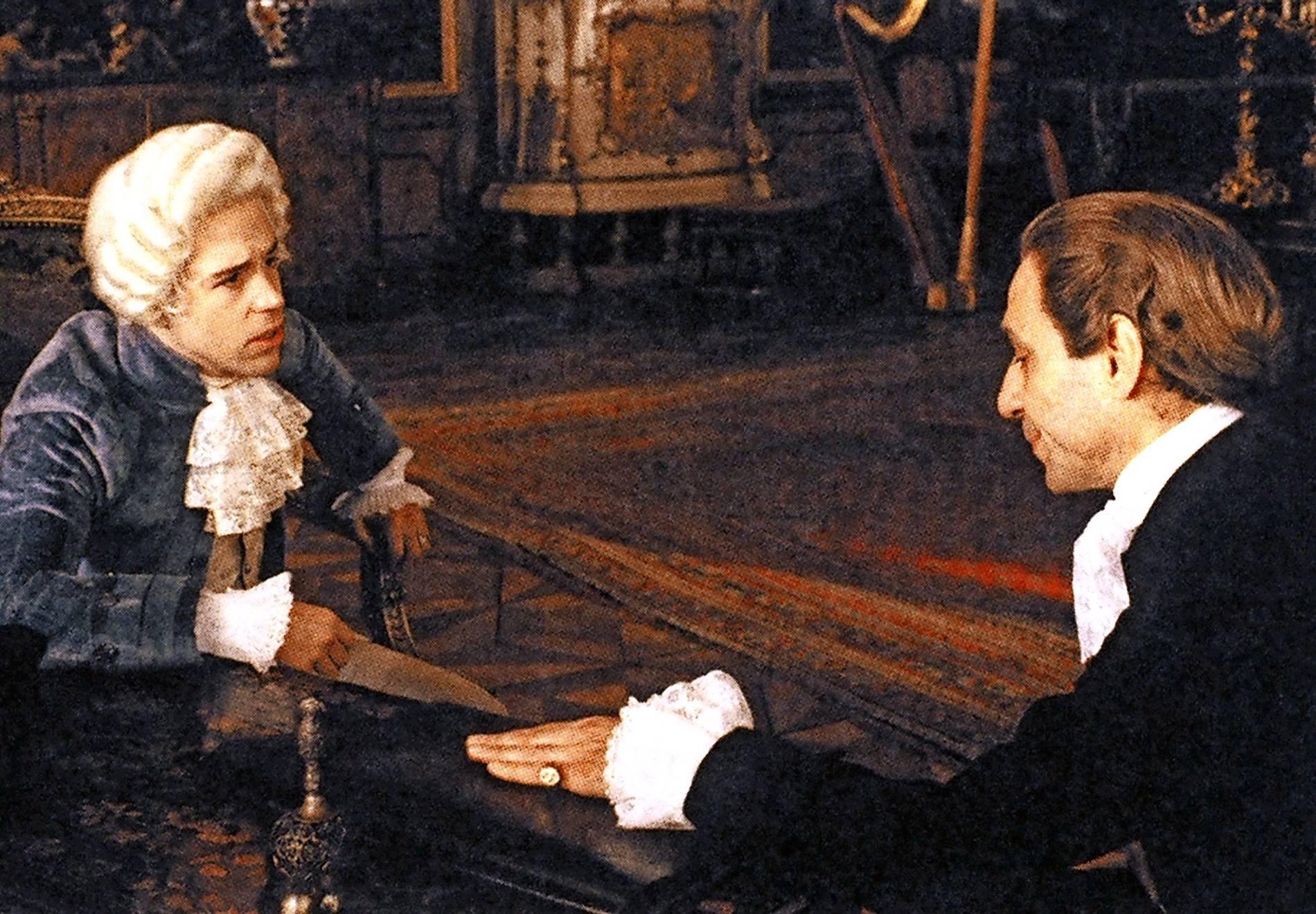 In Sachen Mozart gegen Salieri
