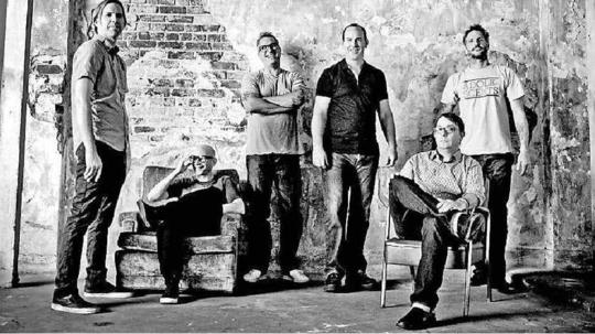 Bad Religion kommen Ende Juli in die Garage. Foto: Epitaph Records