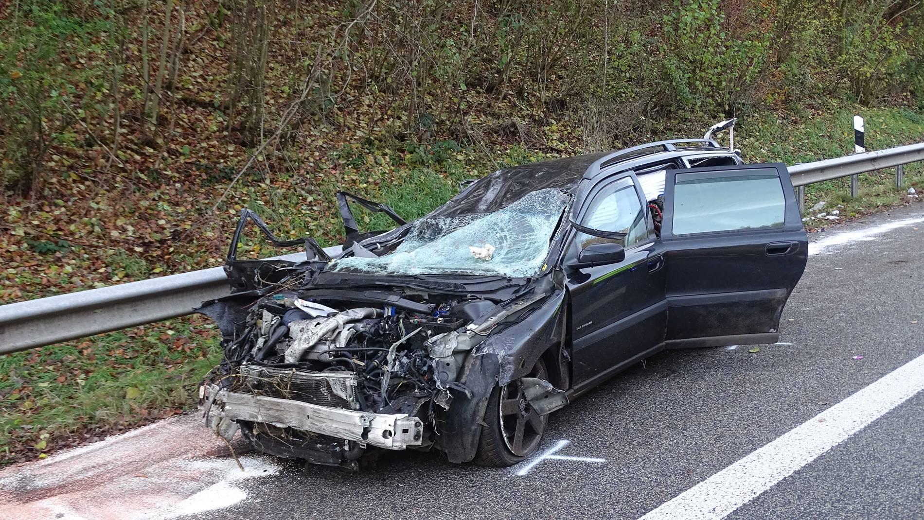 Unfall A1 Trier