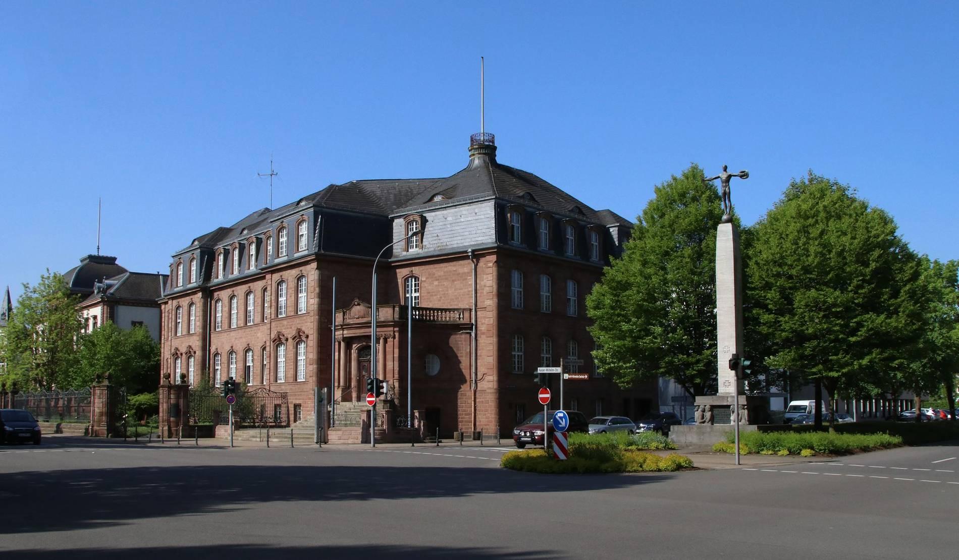 Verwaltungsgericht Saarlouis
