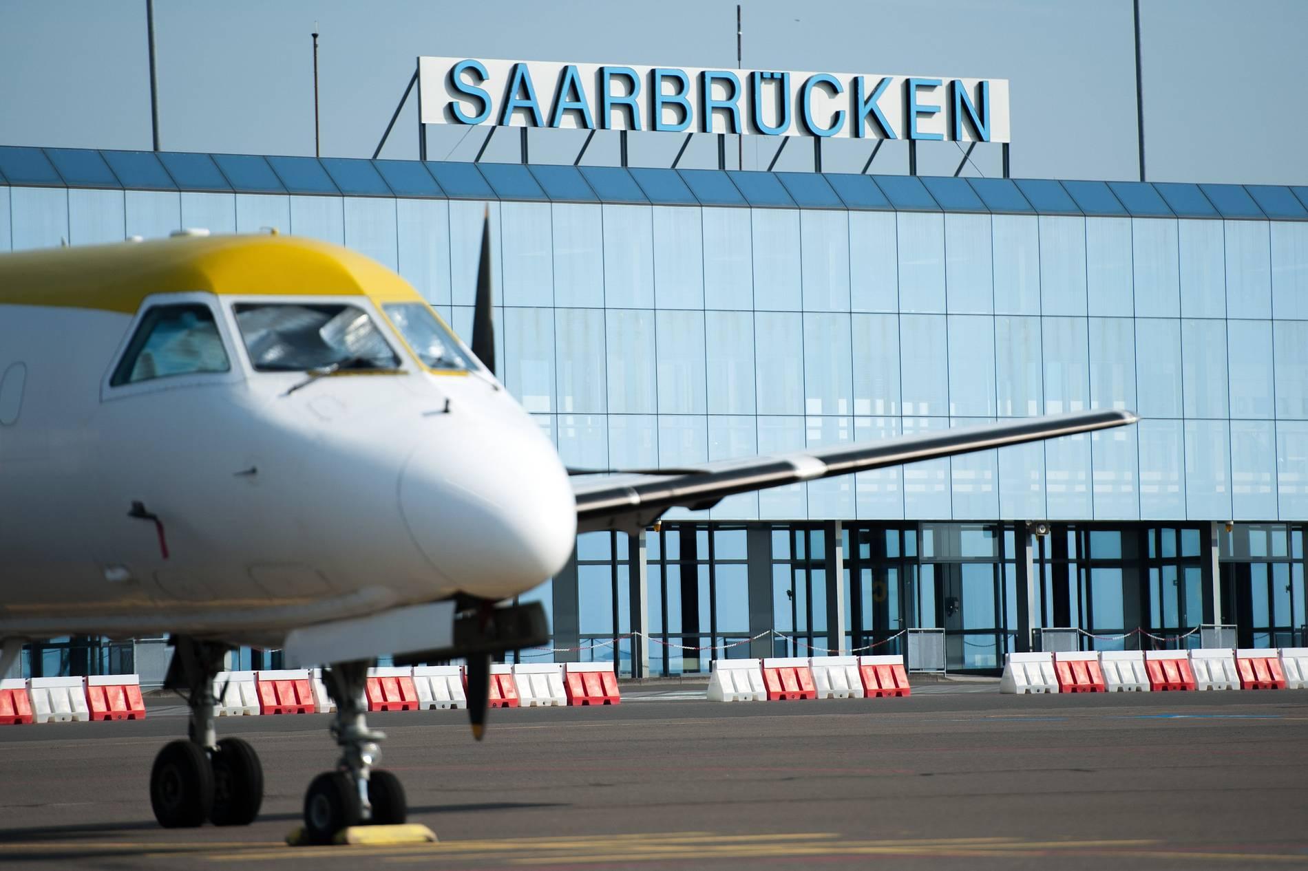 Flug Von Saarbrücken Nach München