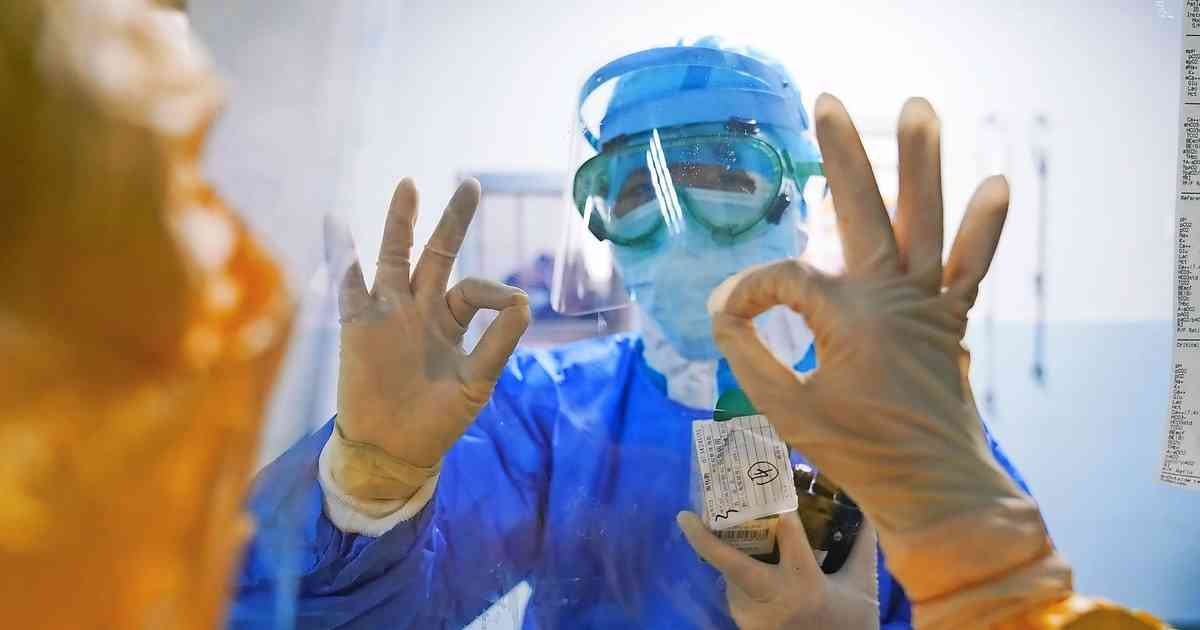 Rekordanstieg bei Corona-Fällen: Das neue Virus verbreitet