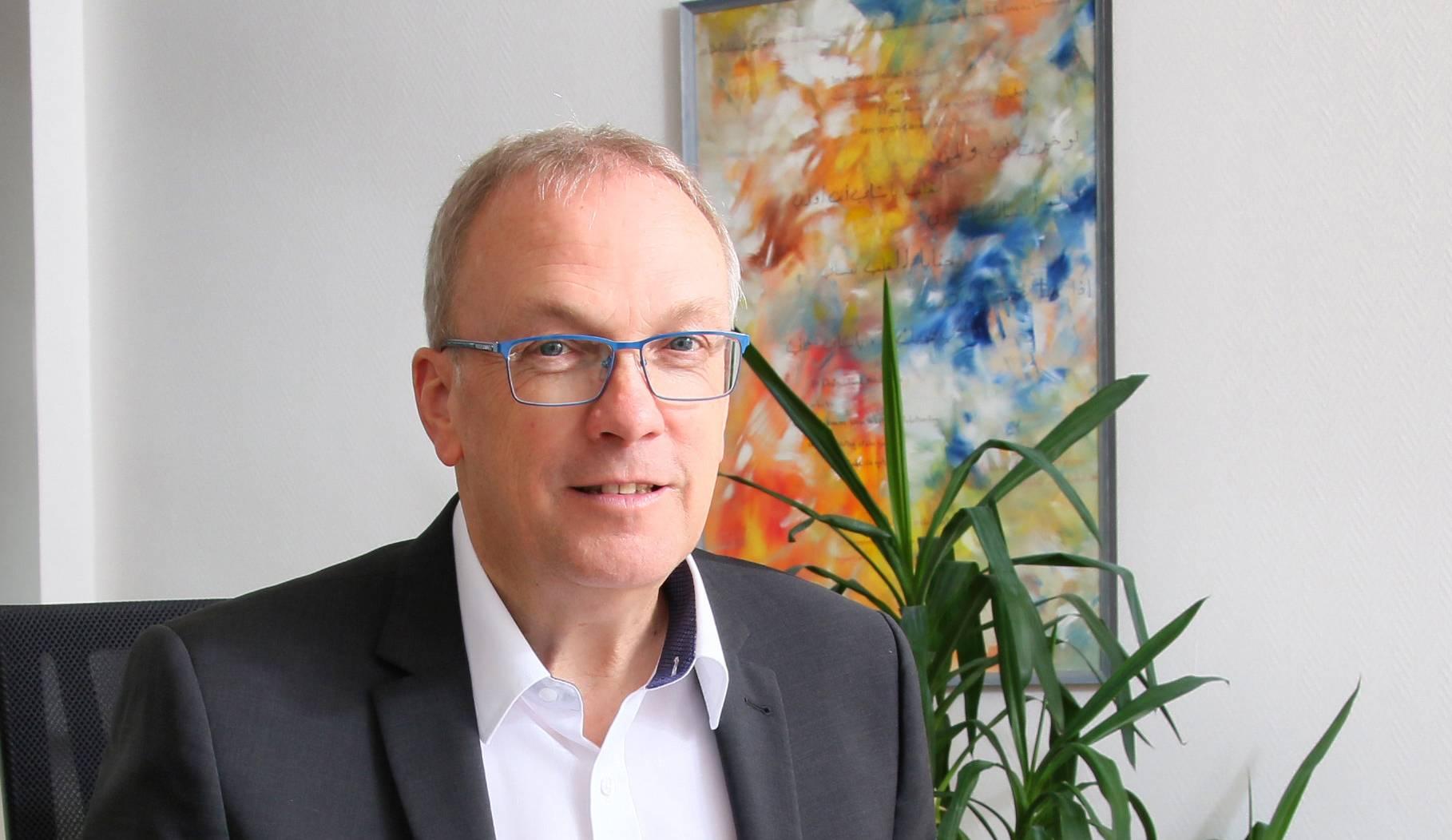Landrat Udo Recktenwald nach Wahl in Thüringen: Ich schäme