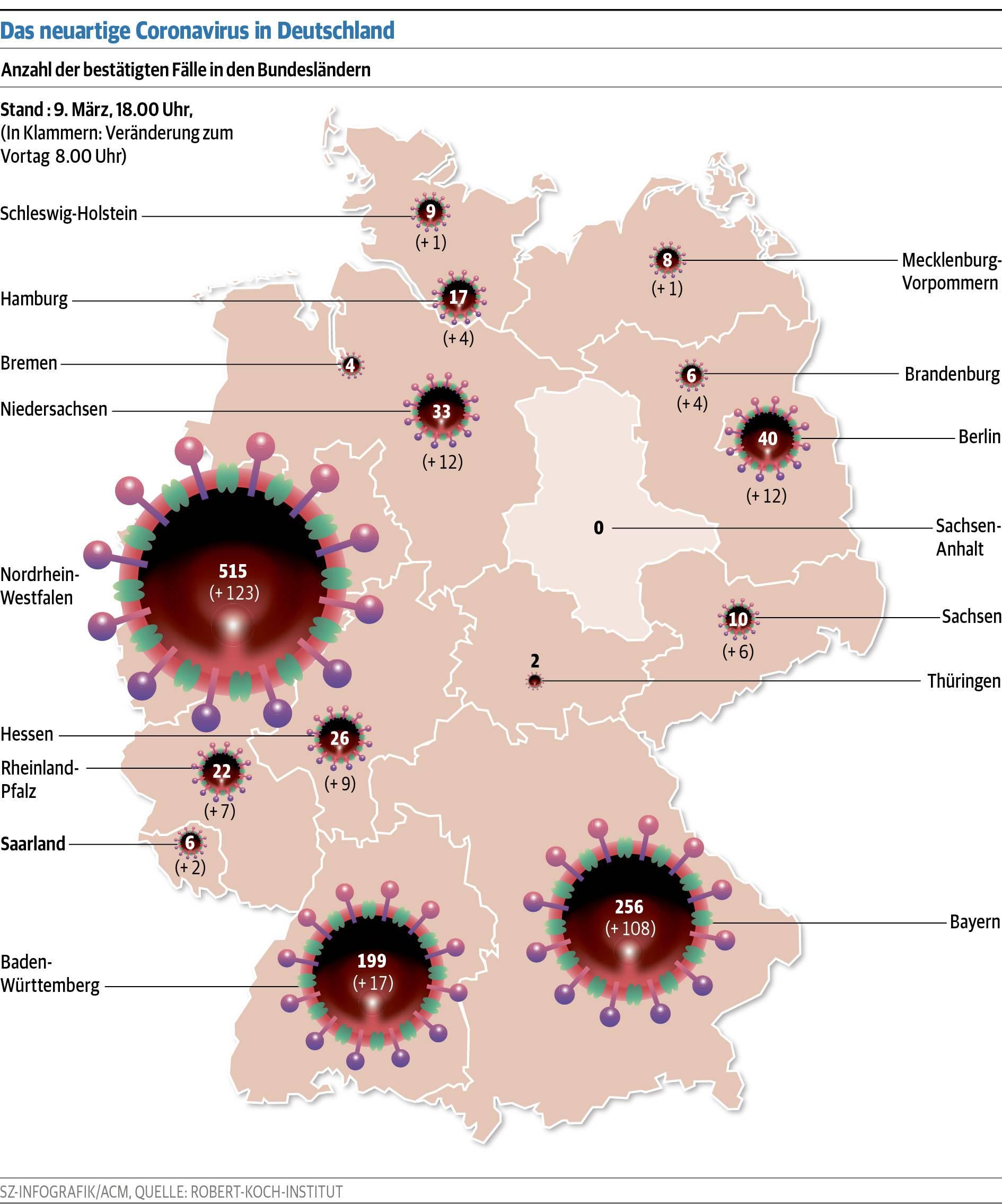 Corona Infizierte Deutschland Aktuell
